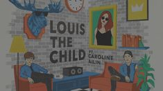 Last to Leave, a chill future bass collaboration between producer duo Louis the Child and vocalist Caroline Ailin is out now. Stream it on Youtube.