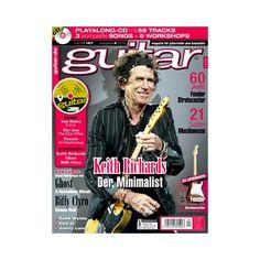 guitar Ausgabe 04/2014 | PPVMEDIEN, 5,90 €
