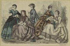 1863 Godey
