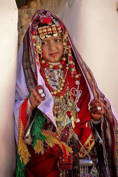 COSTUME PLANET: Traditional Costumes of Libya