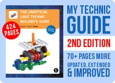 Buy The Unofficial LEGO Technic Builder's Guide 2nd edition