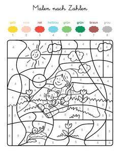 wenn ihr kind das ganze motiv auf der kostenlosen malvorlage mit den farben ausgemalt hat, die