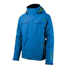 GoLite Men's Castle Peak Zonal Insulated Ski Jacket - Zonal technology keeps you comfortable whether you are in the front, side, or back country!