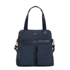 Camryn Laptop Handbag,True Dazz Navy,large