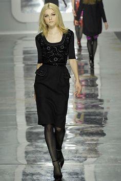 Blumarine Fall 2007 Ready-to-Wear Fashion Show