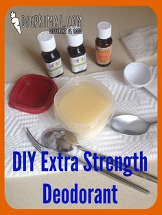 DIY Beauty Tips : This stuff is so amazingly effective! DIY Beauty Tips : This stuff is so amazingly effective! Diy Deodorant, Deodorant Recipes, Natural Deodorant, Young Living Oils, Essential Oil Uses, Homemade Beauty Products, Lush Products, It Goes On, Beauty Recipe