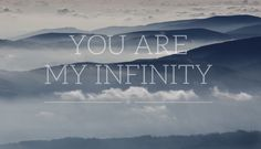 Discover and share the most beautiful images from around the world #weheartit #easel #quotes #infinity