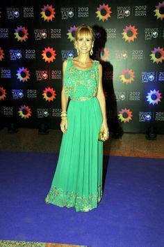 Vestido Mariana Fabbiani
