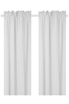 2 Pack Microfibre Taped Curtain, - Curtains & Blinds - S Plain Curtains, Curtains With Blinds, Mr Price Home, Curtain Shop, Home Decor Online, Beautiful Textures, Bedroom Bed, Bedroom Ideas, Home Furniture