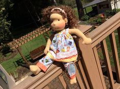 American Girl, Waldorf doll clothes, 3 piece, ooak, paper dolls by judysdollboutique on Etsy