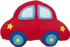 coisas de bebe Lovely cuddly car cushion £9.99