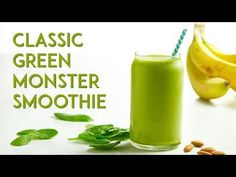 Classic Green Monster – Oh She Glows