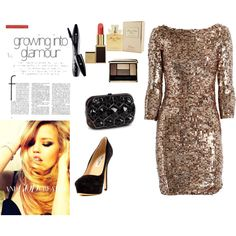 growing into glamour by georgina2907 on Polyvore