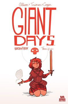 Giant Days #3 - Comics by comiXology