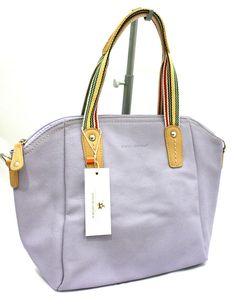 750a581d08 Borsa Donna Ecopelle Woman Bag David Jones Art CM3824 2 diversi colori Lilla