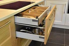 Oak & Painted Combination Kitchen (4)