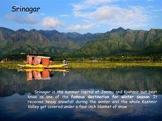 #Srinsger   @Getupandgotours Adventure Travel Companies, Adventure Tours, Adventure Holiday, Srinagar, Mountain Landscape, Winter Season, Trekking, Summer, Trips
