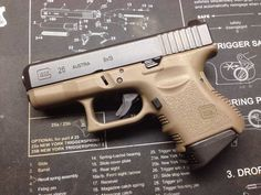 Glock 26 Green Save those thumbs & bucks w/ free shipping on this magloader I purchased mine http://www.amazon.com/shops/raeind No more leaving the last round out because it is too hard to get in. And you will load them faster and easier, to maximize your shooting enjoyment.