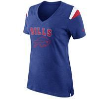 Buffalo Bills Women's T-Shirt - Fan Top - Royal