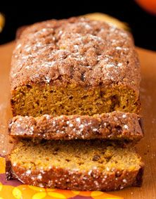 Pumpkin Spice Bread | FACES (Finding a Cure for Epilepsy and Seizures) | NYU Langone Medical Center | New York, NY