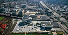 Mercedes Preparing Stuttgart Factory For Electrified Future #Daimler #Electric_Vehicles