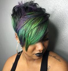 Bold Color via @khimandi - http://community.blackhairinformation.com/hairstyle-gallery/short-haircuts/bold-color-via-khimandi/