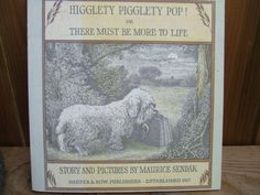1979 Edition. Soft Cover Book. Higglety Pigglety Pop by Sutanita, $7.00