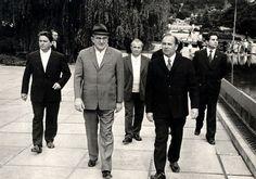 В 1980 году умер Косыгин, но его зять Джермен Гвишиани (на сестре Гвишиани был женат Примаков), пользуясь поддержкой КГБ, руководил, созданным им ВНИИСИ.