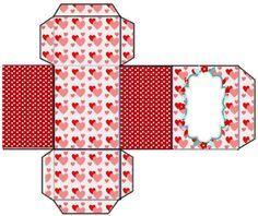 caixa retangular