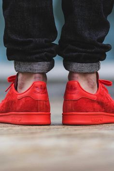 ADIDAS Stan Smith Varsity Red