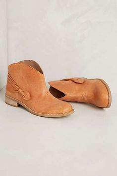 Anthropologie - Classical Booties
