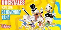 Ducktales - La nuova serie animata dal 26 novembre, poster e trailer italiano - Sw Tweens