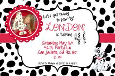 134 Best First Birthday Images Birthday Ideas Dalmatian Party