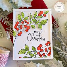 Cas Christmas Cards, Christmas Wrapping, Winter Christmas, Christmas Ideas, Xmas, Winter Cards, American Crafts, Card Maker, Homemade Cards