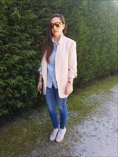 Moda y algo más: el blog de Paula Toraño: Camisa con volantes.