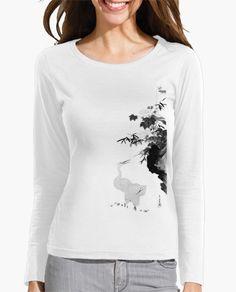 Camiseta Garzas B