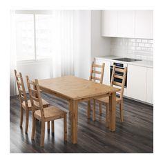 STORNÄS Ruokapöytä, jatkettava  - IKEA