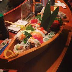 Sushi Boat in San Francisco, CA