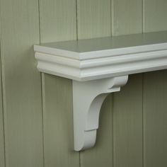 Shop | The Good Shelf Company | Inspired by a Victorian kitchen mantle piece. Fixed to the wall with concealed key-hole inserts. No assembly required. Kitchen Mantle, Mantle Shelf, Victorian Kitchen, Mantle Piece, French Grey, Stand Design, Paint Finishes, Design Model, Shabby Chic