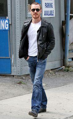 Michael Fassbender from Star Sightings: 2011 Toronto Film Festival | E! News