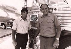 Big Granpa-Joe Garvey @dodgers spring training bus driver and @SteveGarvey6 Vero Beach spring '71