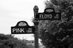 Intersection of Pink Ave & Floyd Ave