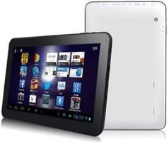 "10.1"" DUAL CORE A20 ANDROID 4.2 JELLY BEAN Dual Camera TABLET PC APAD HDMI ROM16GB Bluetooth WHITE"