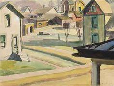 Art History News: CHARLES BURCHFIELD at Auction