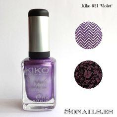 """Kiko Mirror 621 """"Violet"""""""