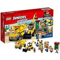 LEGO - 10734 - Le Chantier de Démolition - Pris par Aurel