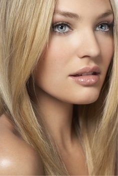 natural wedding makeup for blue eyes - Google Search