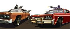 View an image titled 'Driveby Art' in our Grand Theft Auto: San Andreas art gallery featuring official character designs, concept art, and promo pictures. Grand Theft Auto Cheats, Grand Theft Auto Games, Grand Theft Auto Series, San Andreas Grand Theft Auto, San Andreas Gta, Game Wallpaper Iphone, Hd Wallpaper Android, City Wallpaper, Lowrider