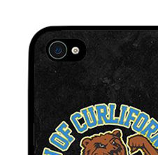 U OF CURLIFORNIA (PHONE CASE) Let there be weights. #KottonZoo #BroScience #BroScienceLife #Fitness #Humor #Swole #Gains #College #Workout #AllOne