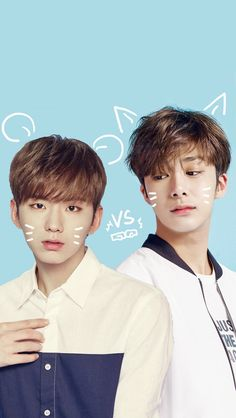 Kihyun & Hyungwon